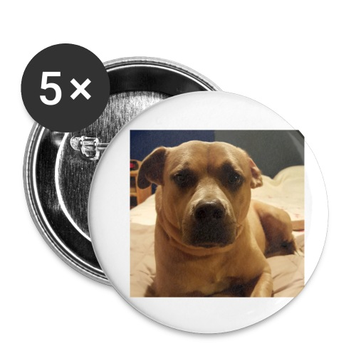 Linus1 - Buttons small 1'' (5-pack)