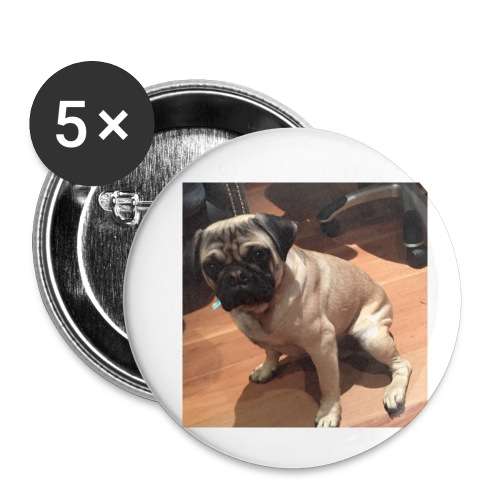Gizmo Fat - Buttons small 1'' (5-pack)