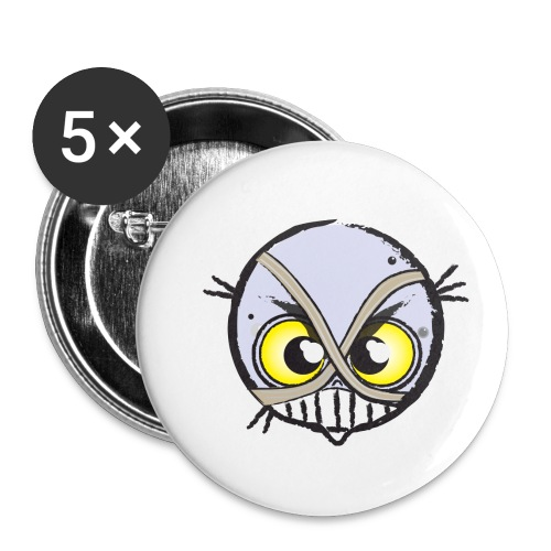 Warcraft Baby Undead - Buttons small 1'' (5-pack)