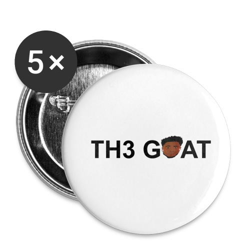 The goat cartoon - Buttons small 1'' (5-pack)