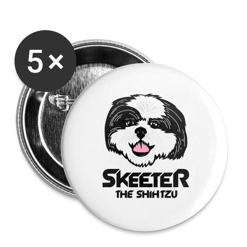 Skeeter Super Hero Full - Small Buttons