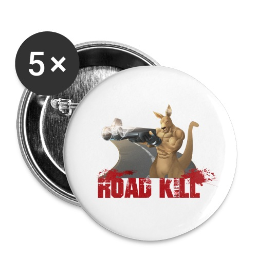 4000x4000 - Buttons small 1'' (5-pack)