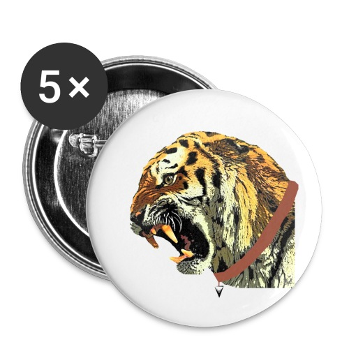 photo - Buttons small 1'' (5-pack)
