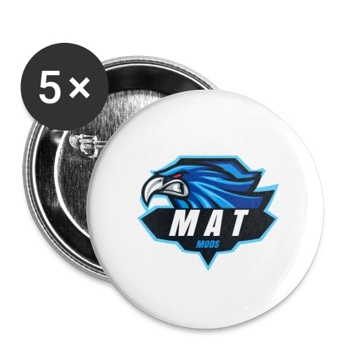 EPIC LOGO - Buttons small 1'' (5-pack)