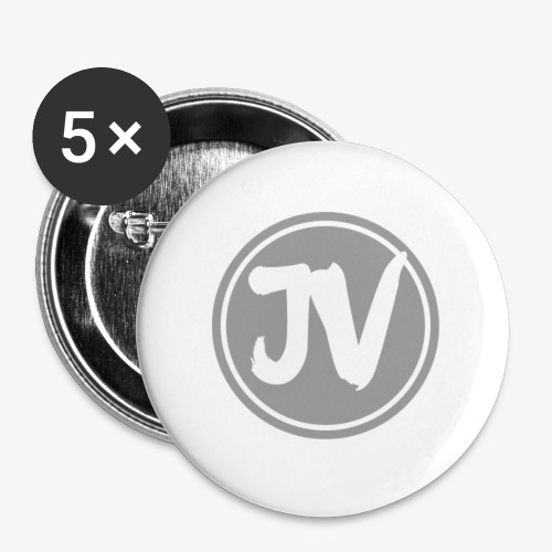My logo for channel - Buttons small 1'' (5-pack)