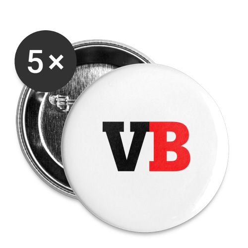 Vanzy boy - Buttons small 1'' (5-pack)