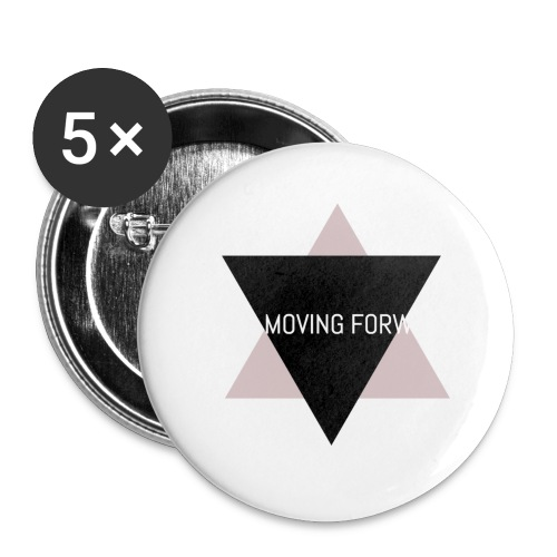 Keep Moving Forward - Buttons small 1'' (5-pack)