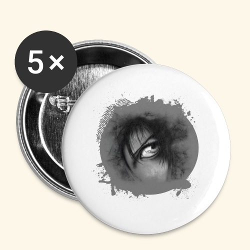 Regard sur le monde - Buttons small 1'' (5-pack)