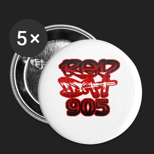 REP DAT 905 - Buttons small 1'' (5-pack)