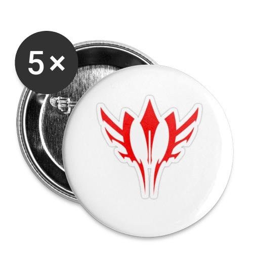 Martin Merch - Buttons small 1'' (5-pack)