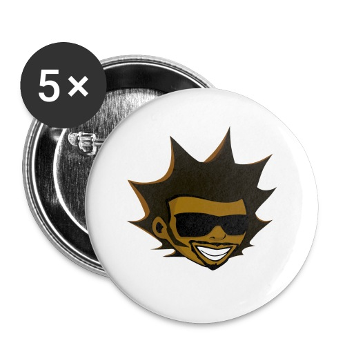 Tha PHLASH Phamily - Buttons small 1'' (5-pack)