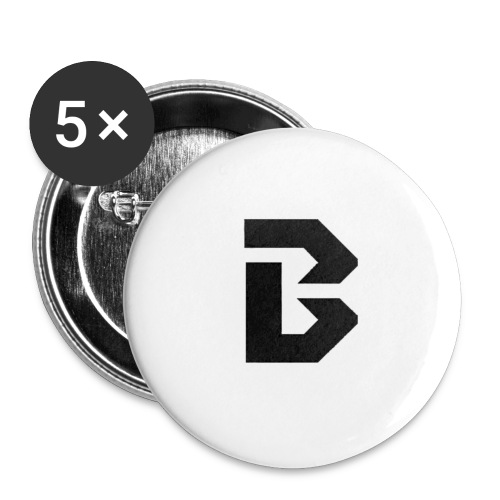 Click here for clothing and stuff - Buttons small 1'' (5-pack)