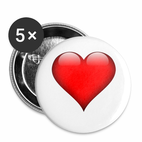 pic - Buttons small 1'' (5-pack)