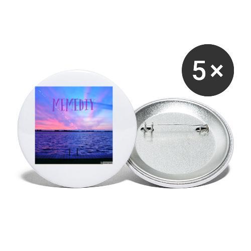 MemeDiy - Buttons small 1'' (5-pack)