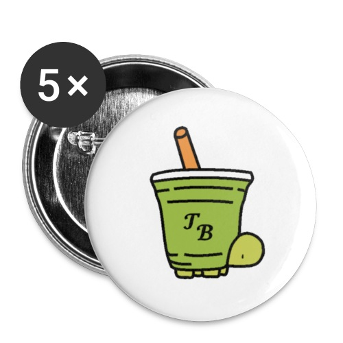 TurtleBeverage - Small Buttons