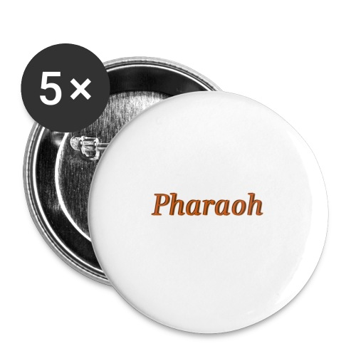 Pharoah - Buttons small 1'' (5-pack)