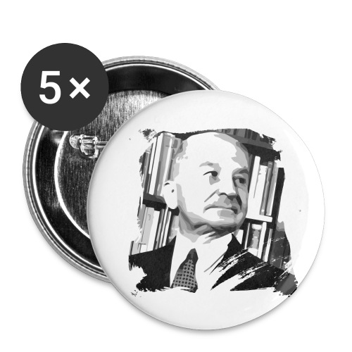 Ludwig von Mises Libertarian - Buttons small 1'' (5-pack)