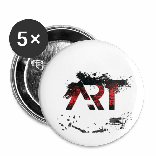 ART - Buttons small 1'' (5-pack)