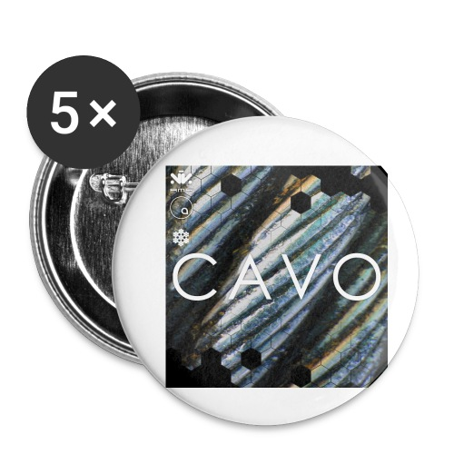 Cavo - Buttons small 1'' (5-pack)