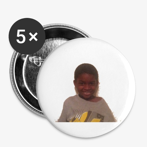 CJ Toys - Buttons small 1'' (5-pack)