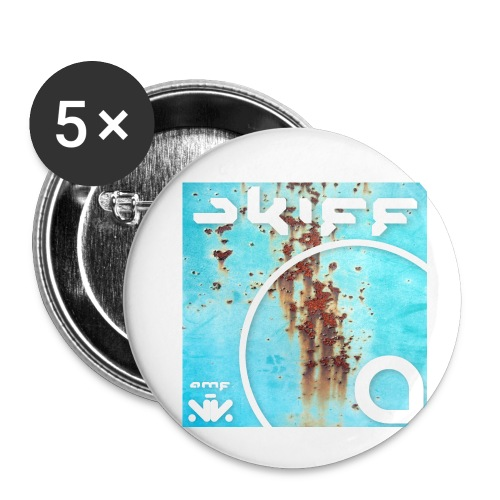 Skiff EP - Buttons small 1'' (5-pack)