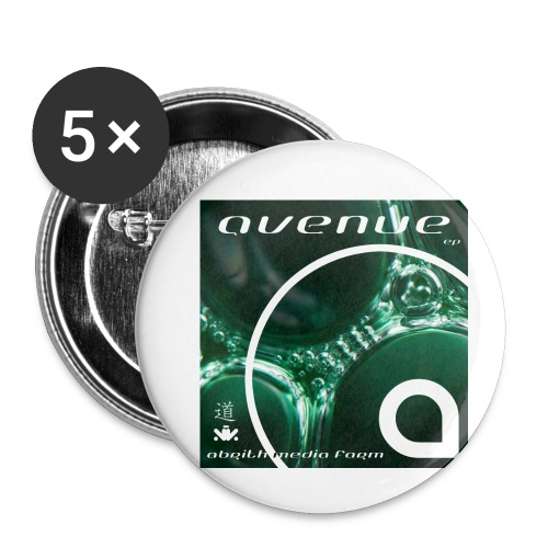 Avenue EP - Buttons small 1'' (5-pack)