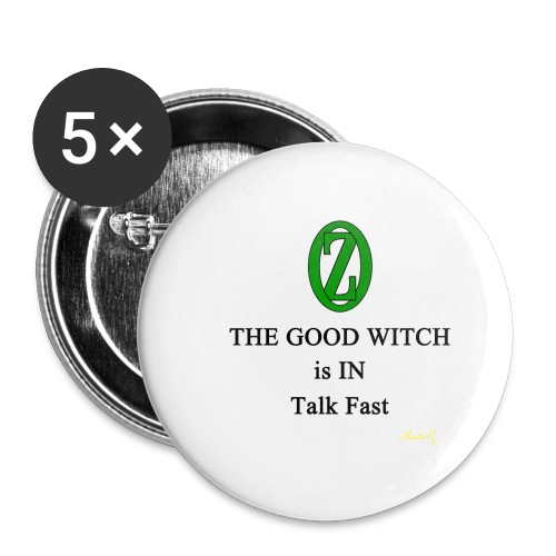 0133 The Good Witch is IN | Auntie N