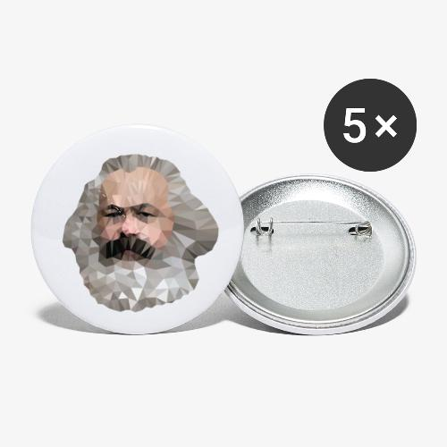 Marx - Buttons small 1'' (5-pack)