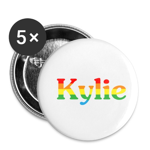 Kylie Minogue - Buttons small 1'' (5-pack)