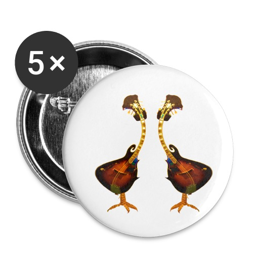 Toococks - Buttons small 1'' (5-pack)