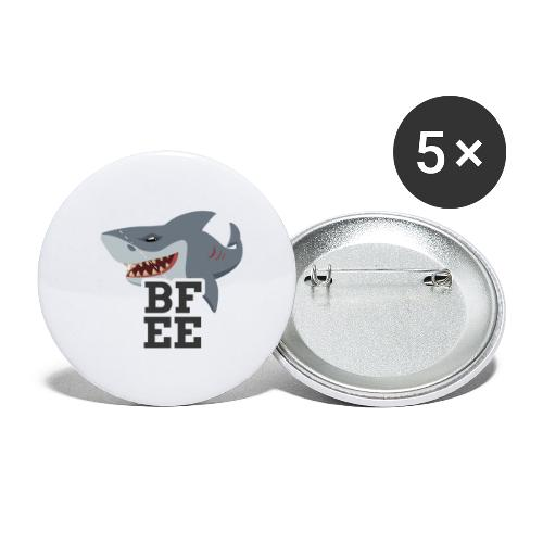 BFEE Logo - Buttons small 1'' (5-pack)