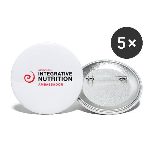 IIN Ambassador - Buttons small 1'' (5-pack)