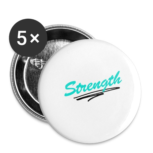 Strength Tank - Buttons small 1'' (5-pack)