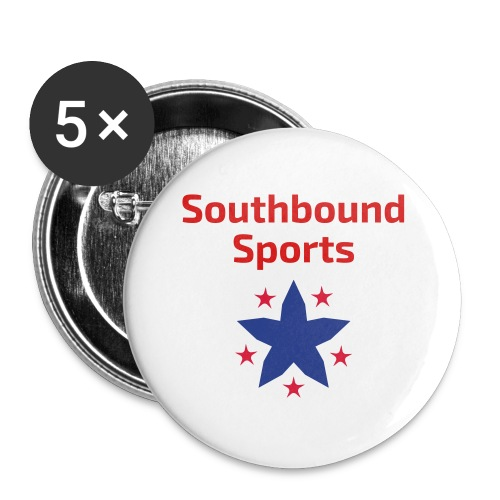 Southbound Sports Stars Logo - Small Buttons
