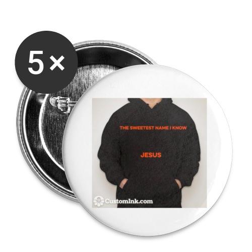 SHIRT - Buttons small 1'' (5-pack)