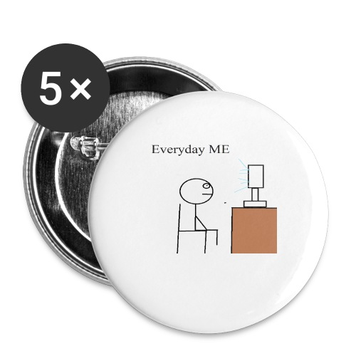 Everyday ME - Buttons small 1'' (5-pack)
