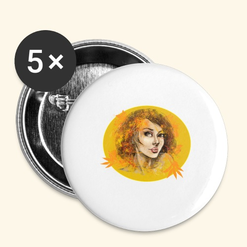 Regard - Buttons small 1'' (5-pack)