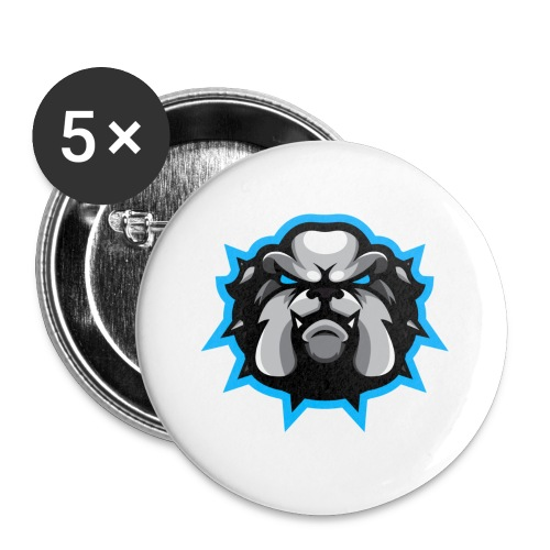 Exodus Stamp - Buttons small 1'' (5-pack)