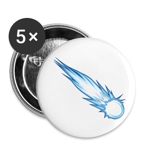 Comet - Buttons small 1'' (5-pack)