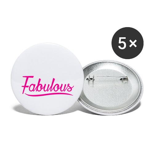 NoMakep png - Buttons small 1'' (5-pack)