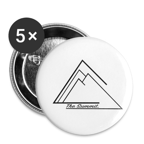 The Summit Phone case - Buttons small 1'' (5-pack)