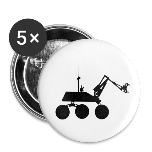 USST Rover Black - Small Buttons