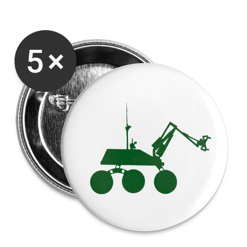 USST Rover Green - Small Buttons