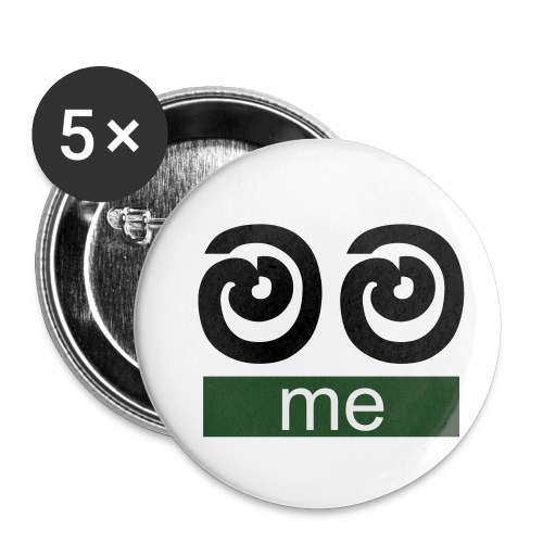 Mama (Me) - Buttons small 1'' (5-pack)