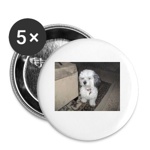 Dog - Small Buttons