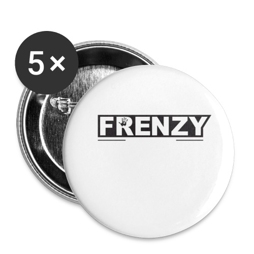 Frenzy - Buttons small 1'' (5-pack)