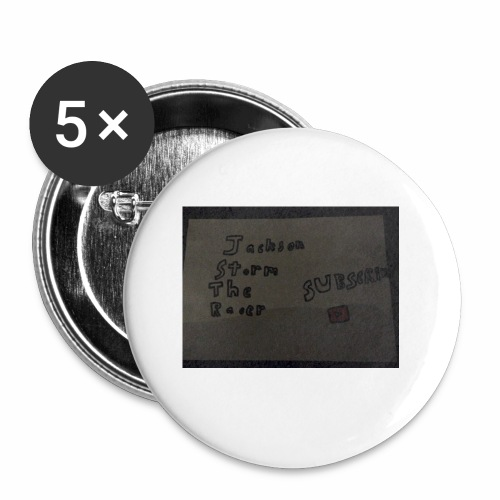 stormers merch - Buttons small 1'' (5-pack)