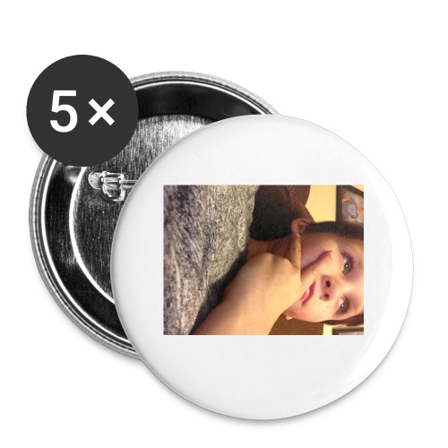 Lukas - Buttons small 1'' (5-pack)