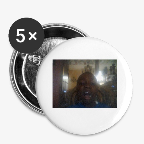 RASHAWN LOCAL STORE - Buttons small 1'' (5-pack)