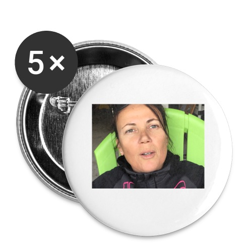 imag - Buttons small 1'' (5-pack)